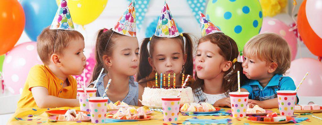 Fiesta de cumpleaños en el parque Jump Club